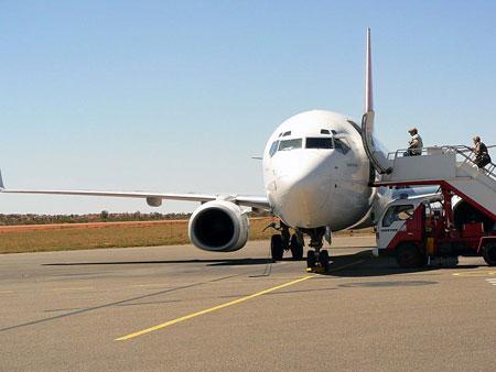 Qantas Gepäck