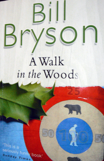 bill bryson s a walk in the A walk in the woods: rediscovering america on the appalachian trail (official guides to the appalachian trail) by bryson, bill and a great selection of similar used, new and collectible books available now at abebookscom.