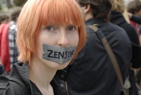 Zensur-Euphoriefetzen